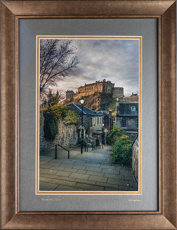 Double Mounted Framed Standard print 240