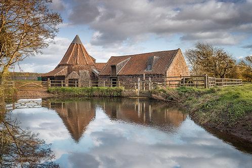 Preston Mill, East Linton, East Lothian (Print Only)