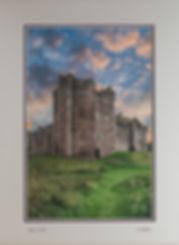 Doubel Mounted Standard print 2400 x 160