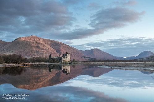 Caisteal Caol a' Chùirn, Loch Obha (Kilchurn, Loch Awe)