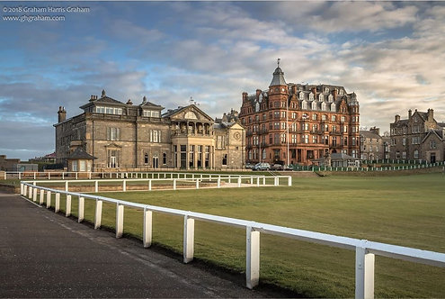 St. Andrews Clubhouse, The Old Course