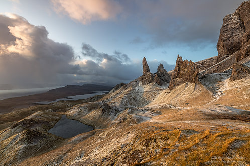 The Storr, Isle of Skye (Print Only)