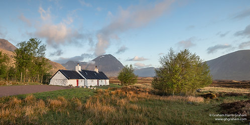 Blackrock Cottage, Rannoch Moor, Lochaber (Print Only)