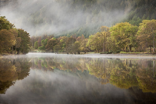 Loch Lùbnaig, Trossachs, Stirlingshire (Print Only)