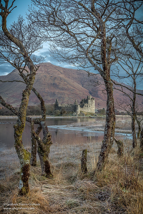 Kilchurn Castle, Dalmally, Argyll (Print Only)