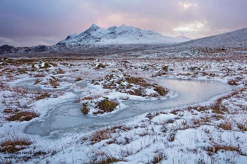 An Cuiltheann, An t-Eilean Sgitheanach (The Cuillin, Isle of Skye)