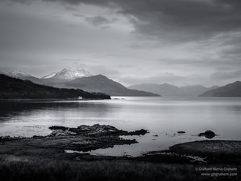 Sound of Sleat, Skye (Print Only)