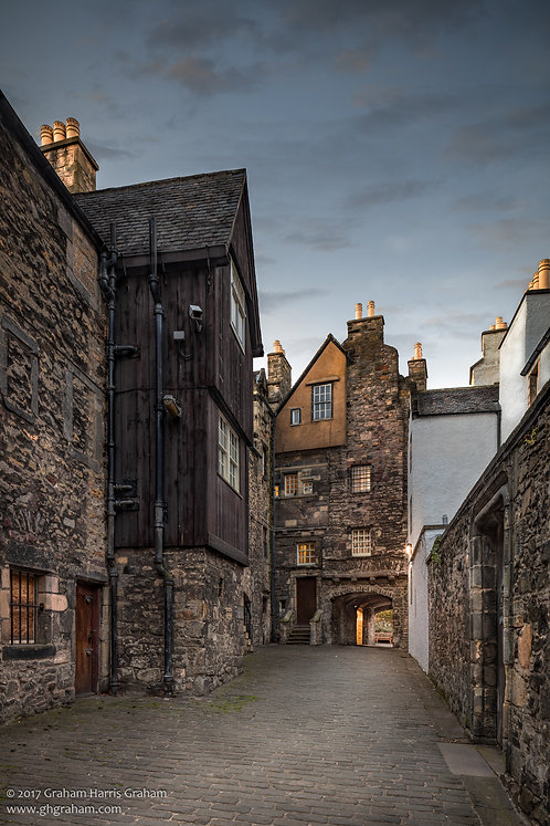 Bakehouse Close, Edinburgh