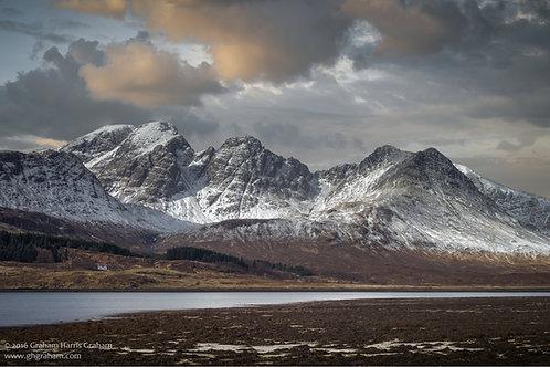 Bla' Bheinn, An t-Eilean Sgitheanach (Blaven, Skye)