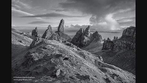 Photographing The Storr on Skye