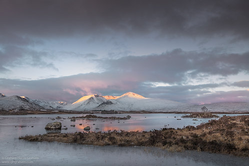 The Blackmount, Rannoch Moor, Argyll (Print Only)
