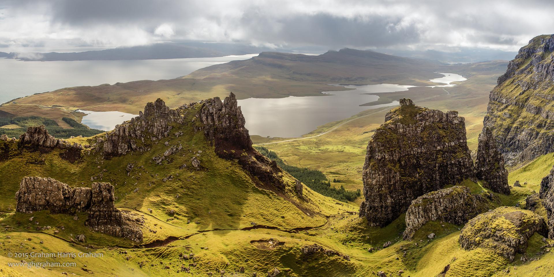The Storr Lochs