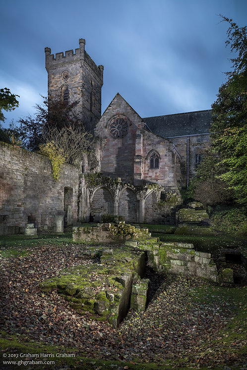 Culross Abbey, Fife (Print Only)