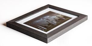 Edge Charcoal Framed Standard print 2400