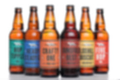 Crafty Brewing Co. Product Range