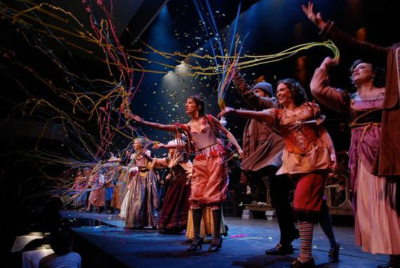 Opernaufführungen für Kinder