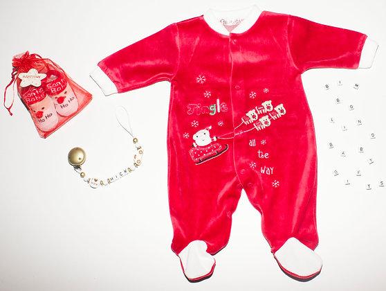 Kerst baby geschenk set www.bimbolino.be