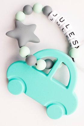 bijtringen met naam verzacht de pijn van doorkomende tandjes bij baby's. bimbolino.be