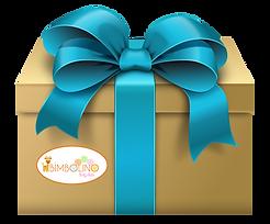 Maak uw eigen geschenk box
