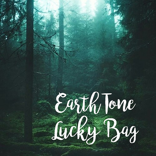 Earth Tone Lucky Bag