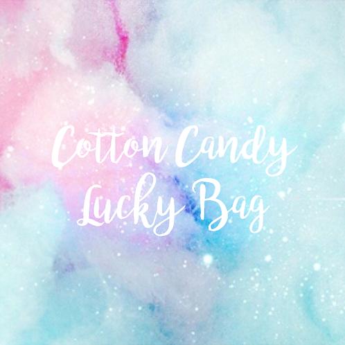 Cotton Candy Lucky Bag