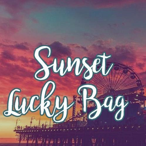 Sunset Lucky Bag