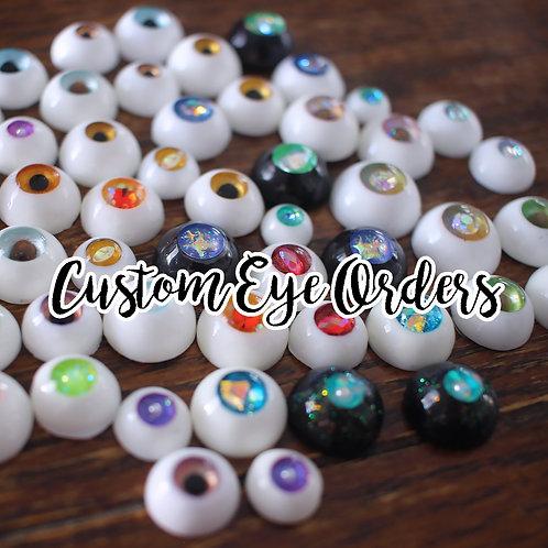 Custom Eye Order