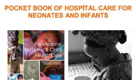 Pocket Book of Hospital Care - Neonates & Infants