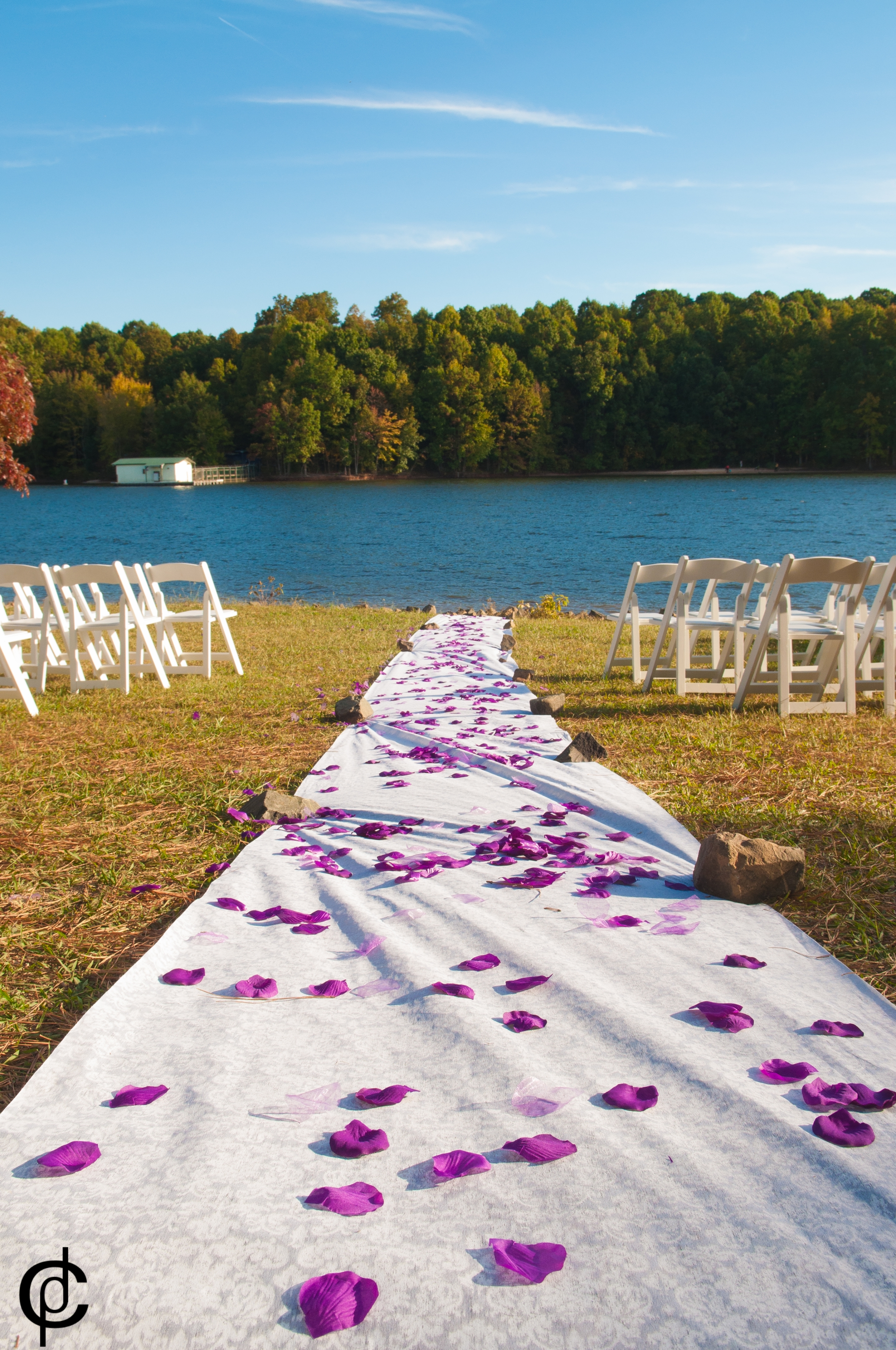 Lake Wedding - 11