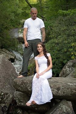 Waterfall Wedding - 13