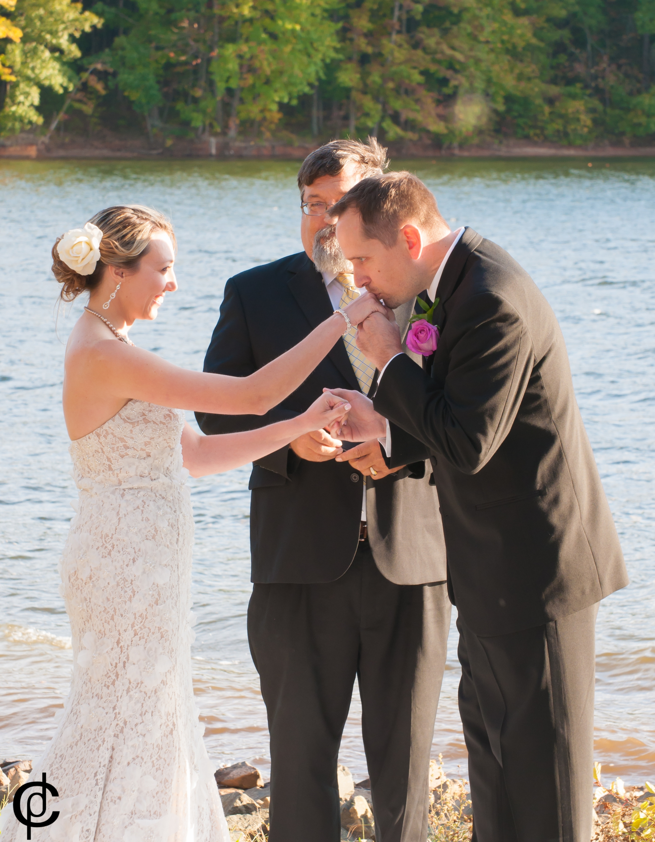 Lake Wedding - 16