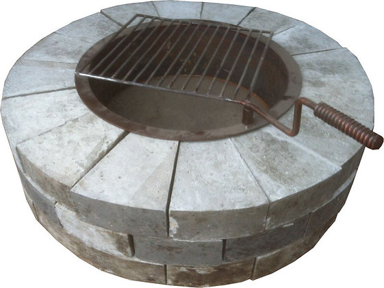 Мангал (fire pit)