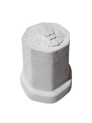 Антипаркувальний бетонний стовпчик  боллард Лев