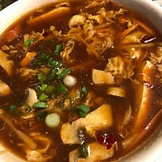 Hot & Sour Soup (S)