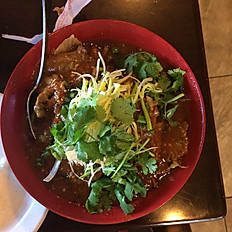 Szechuan Style Beef