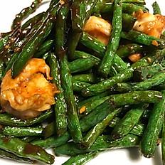 Shrimp and String Beans