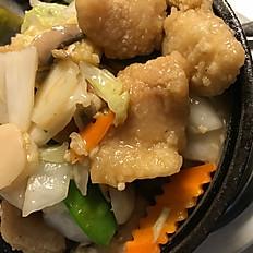 Fish Fillet Tofu Pot