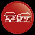 ícone casas