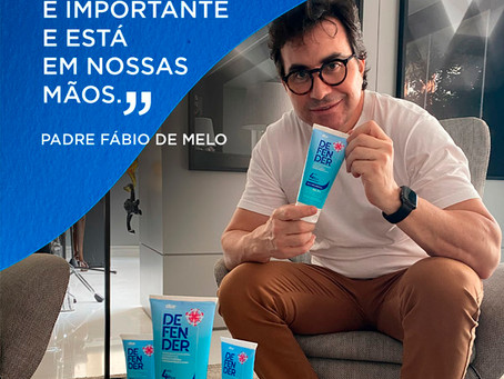 Made Rio lança produto com Padre Fábio de Melo