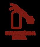 ícone de extintor