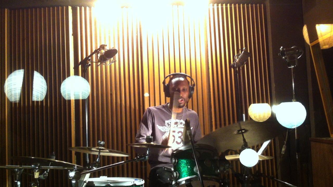 recording Sonny