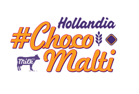 Hollandia Choco Malti logo exploration