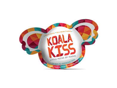 "Kola Kiss ""Little Pecks Of Magic"" packaging exploration"