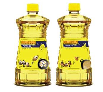 •Hudson Canola Oil Rebranding Rejuvenation