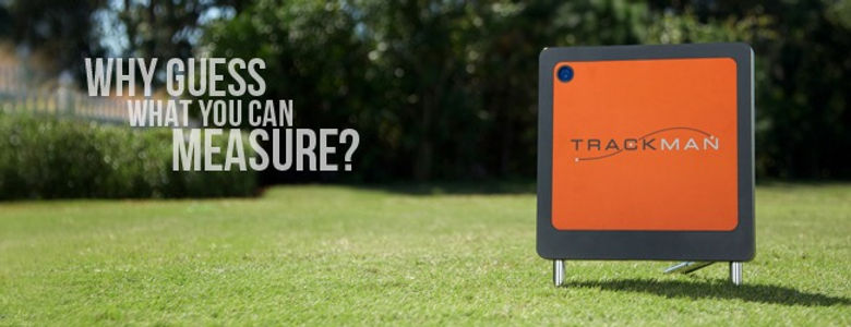 Trackman Golf Radar Launch Monitor