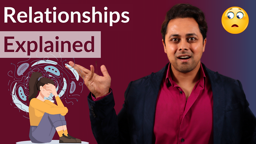 Attachment Styles in Relationships | Dr Suri