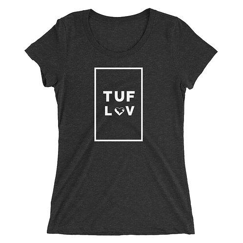 Ladies' T-shirt Dark Charcoal