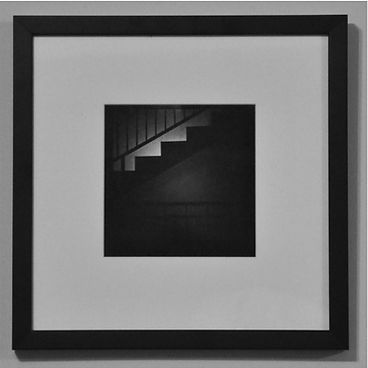 Stairways to who knows where, 6x6 inches 15x15 cm from a limited edition series of 7 images