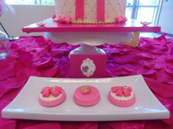 diva of cake sweet table baby shower