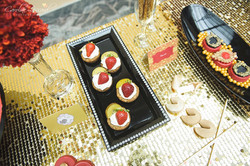 diva_sweettable red black and gold
